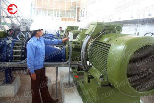 Hướng dẫn phân biệt máy bơm nước chính hãng
